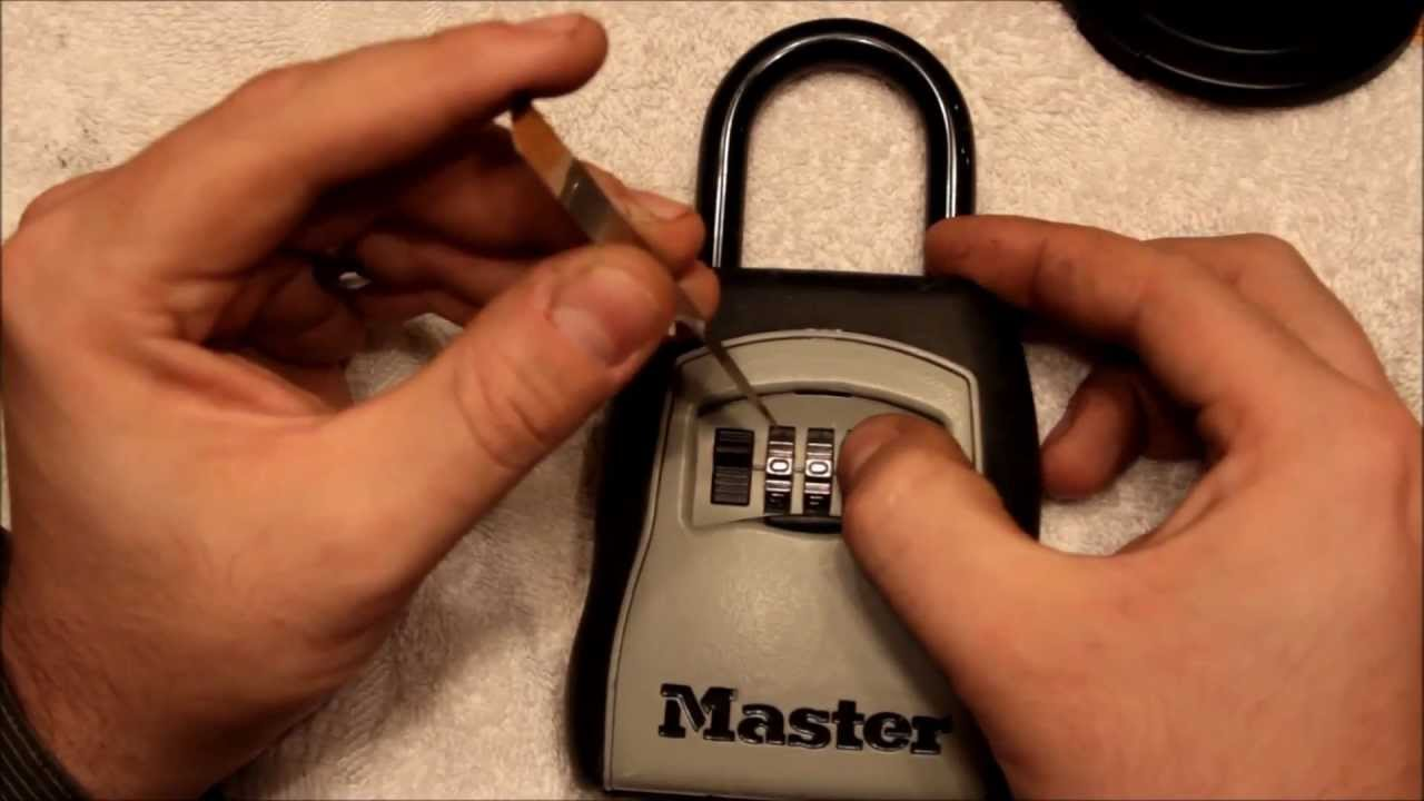 An Expert's Guide to Master Lock Re-Keying
